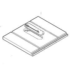 Buy DeWalt DW744X Type-5 10 Inch Jobsite Table Replacement