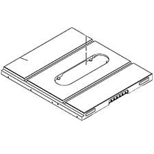 Buy Dewalt DW745-AR Type-3 10 Inch Compact Job Site Table