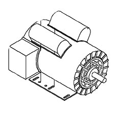 Buy Emglo K15A-8P Type-2 5.5 HP Electric Emglo Wheelbarrow