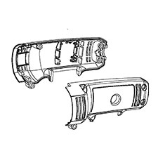 Buy Porter Cable 557 Type-4 7-1/2 amp motor Cable Deluxe