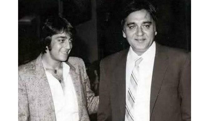 अभिनेता संजय दत्त ने अपने पिता सुनील दत्त की पुण्यतिथि पर उन्हें याद किया