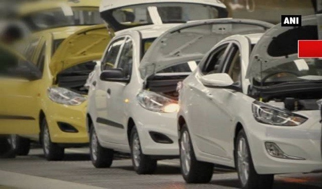Auto industry suffered a setback due to Corona, sales of passenger vehicles decreased by 66 percent in May