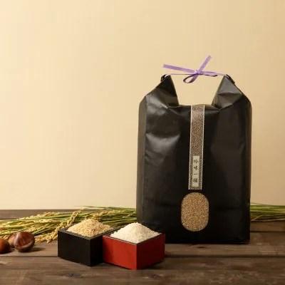 【令和2年産】オーガニック 自然栽培 いのちの壱 5kg 玄米/白米