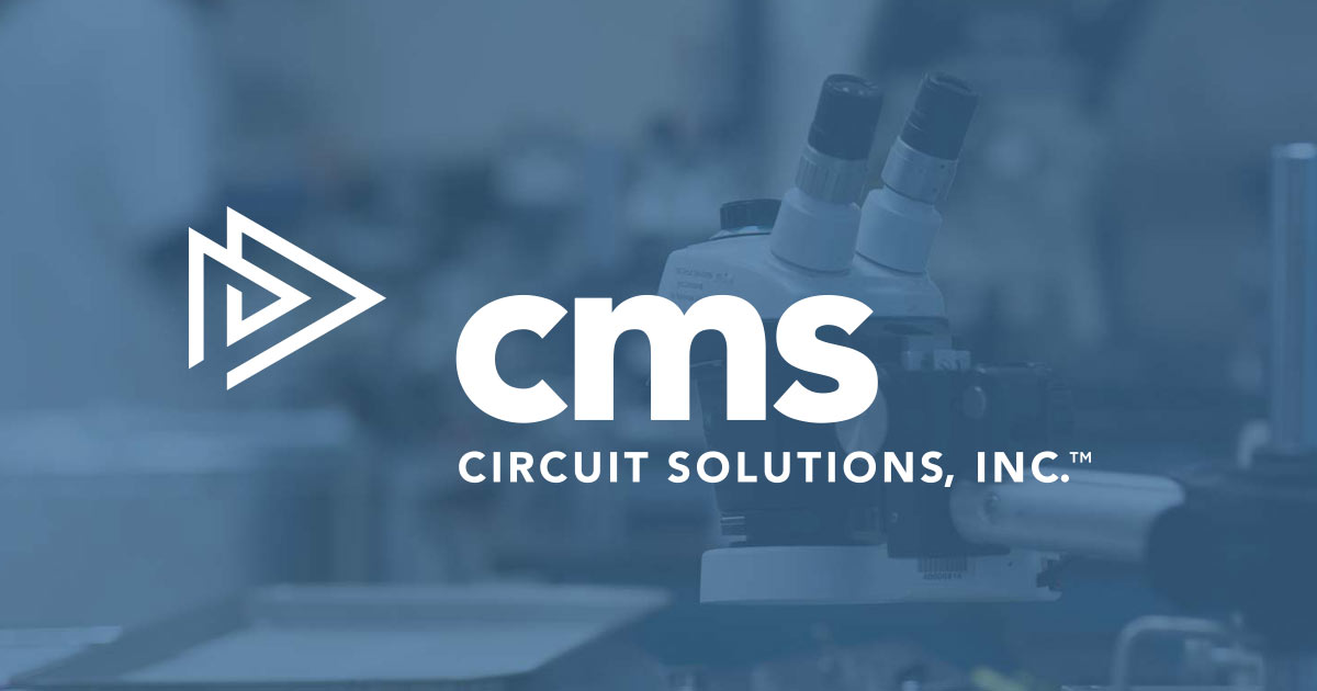 Cms Circuit Solutions Inc Thick Film Manufacturing
