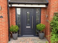 CMS Doors | Endurance timber core composite front doors