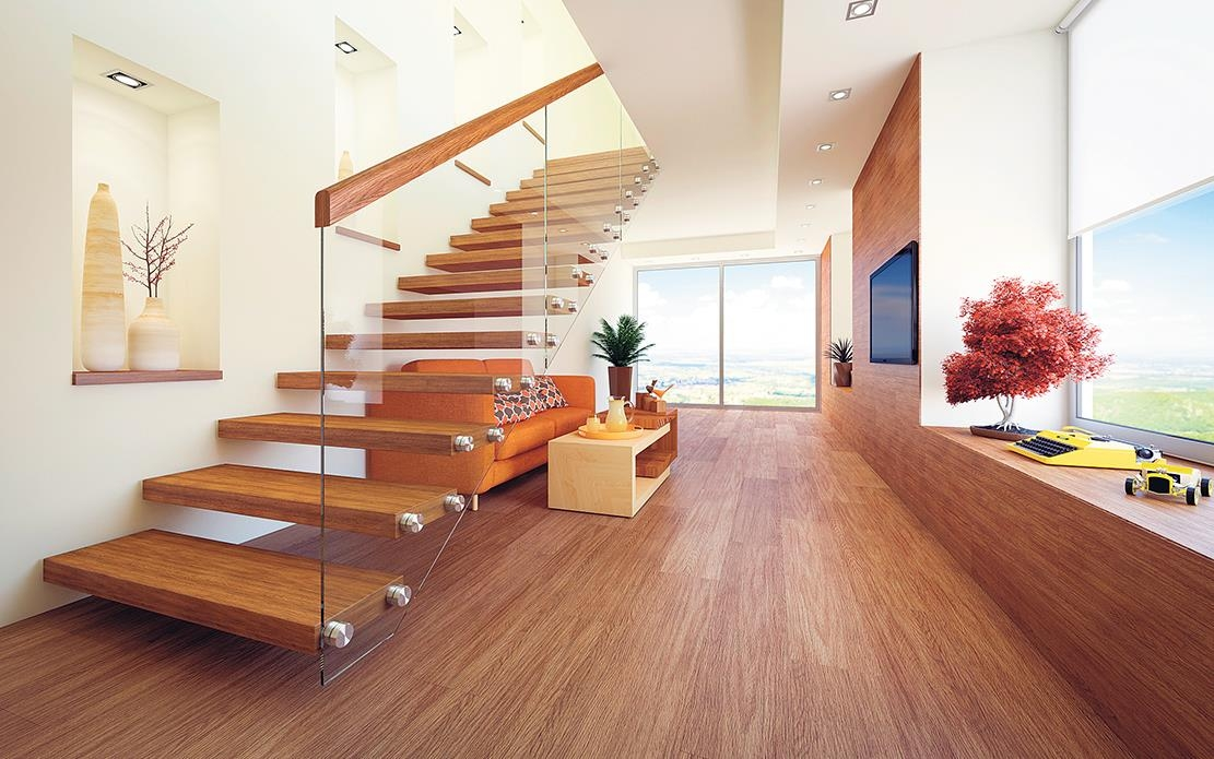 Infuse A Good Dose Of Style And Personality Into The Staircase Of | Indian Duplex House Staircase Designs | House Plan | Stunning | Simple | 2Nd Floor Stair | Railing