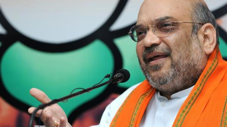 Home Minister Amit Shah meets delegation of Pak Hindus