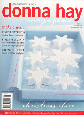 Donna Hay Magazine Issue 48 Christmas Cheer Au