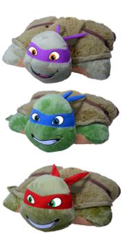 Teenage Mutant Ninja Turtles Pillow Pets