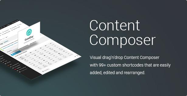 Visual Content Composer