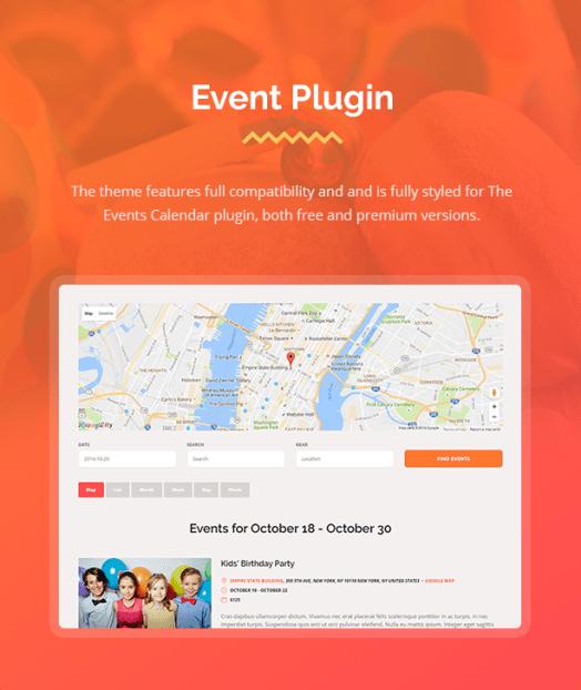 event theme