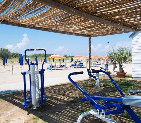 Stabilimenti balneari e spiagge a Chioggia Sottomarina