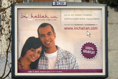 Le site de rencontre inchAllah, la référence pour tous les célibataires musulmans