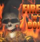 Fire 'n' Bones Video Decoration
