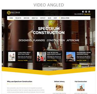 Spectrum - Multi-Trade Construction Business Theme - 6