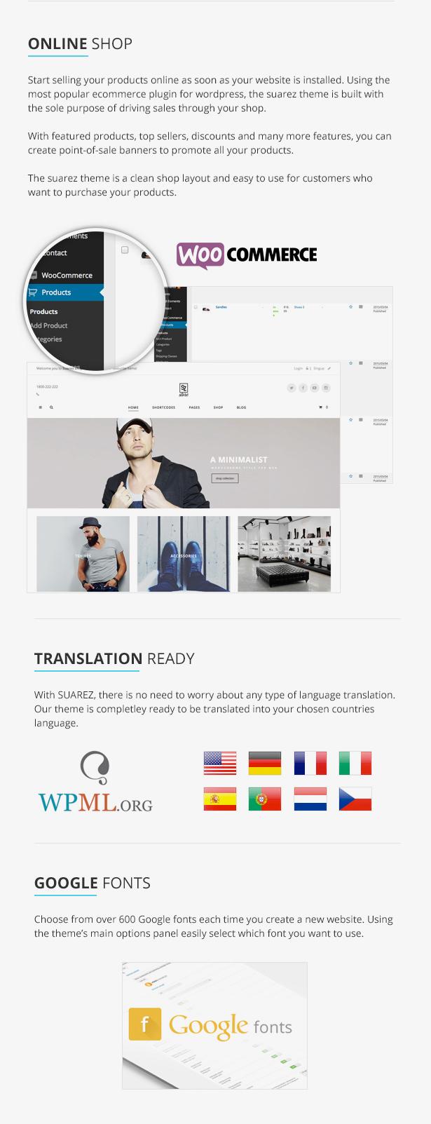 Trendy - MultiPage Corporate WordPress Theme - 8