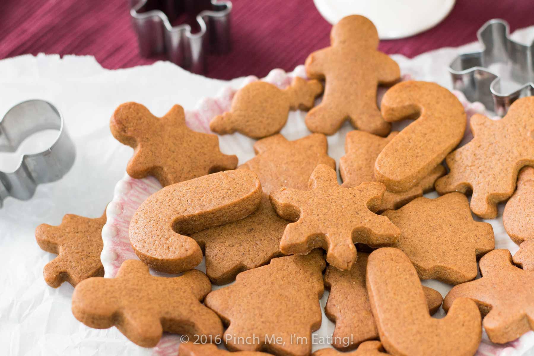 German Fermented Gingerbread Cookies