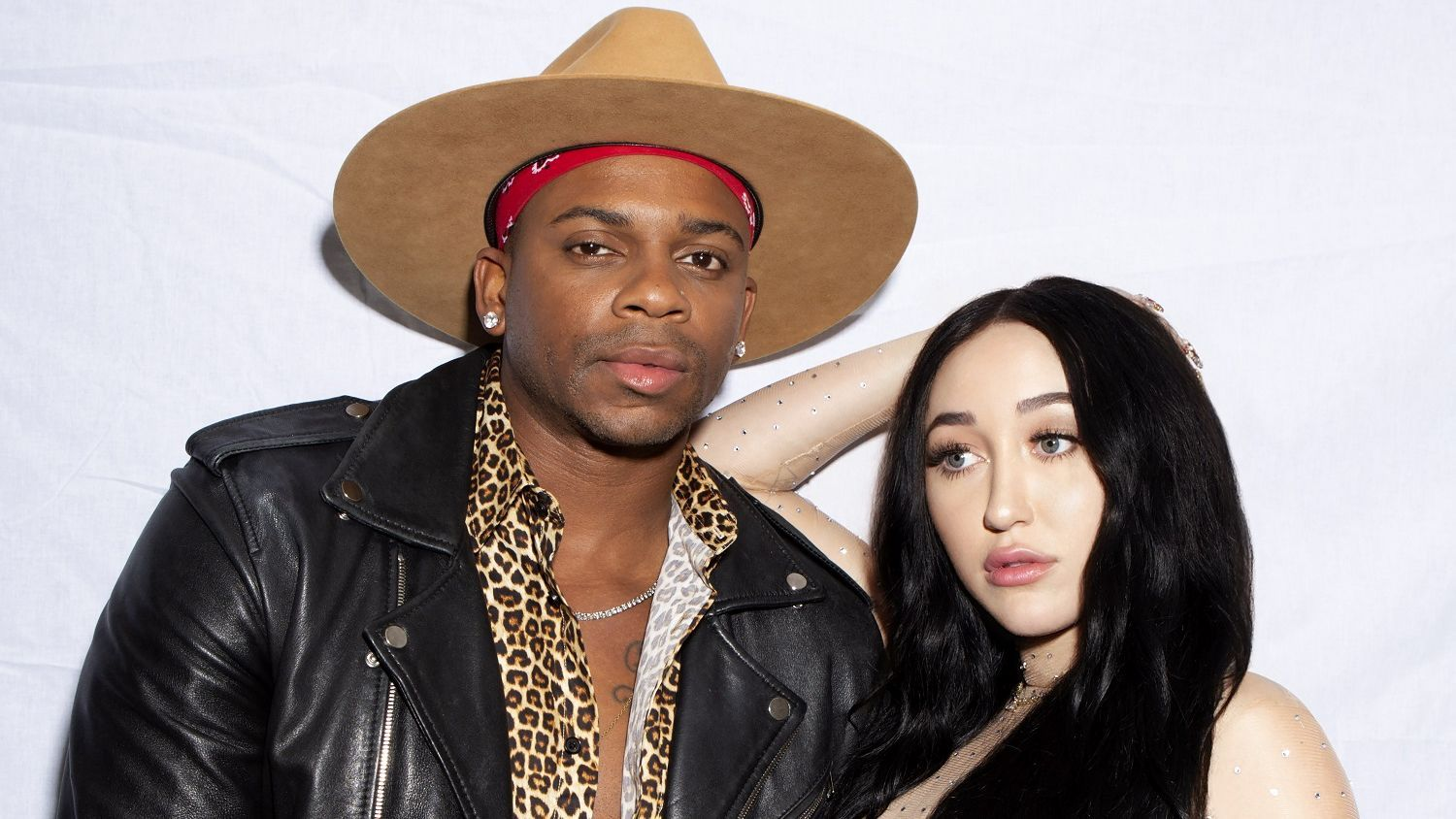 Jimmie Allen Noah Cyrus Add Stranger Things Vibe To