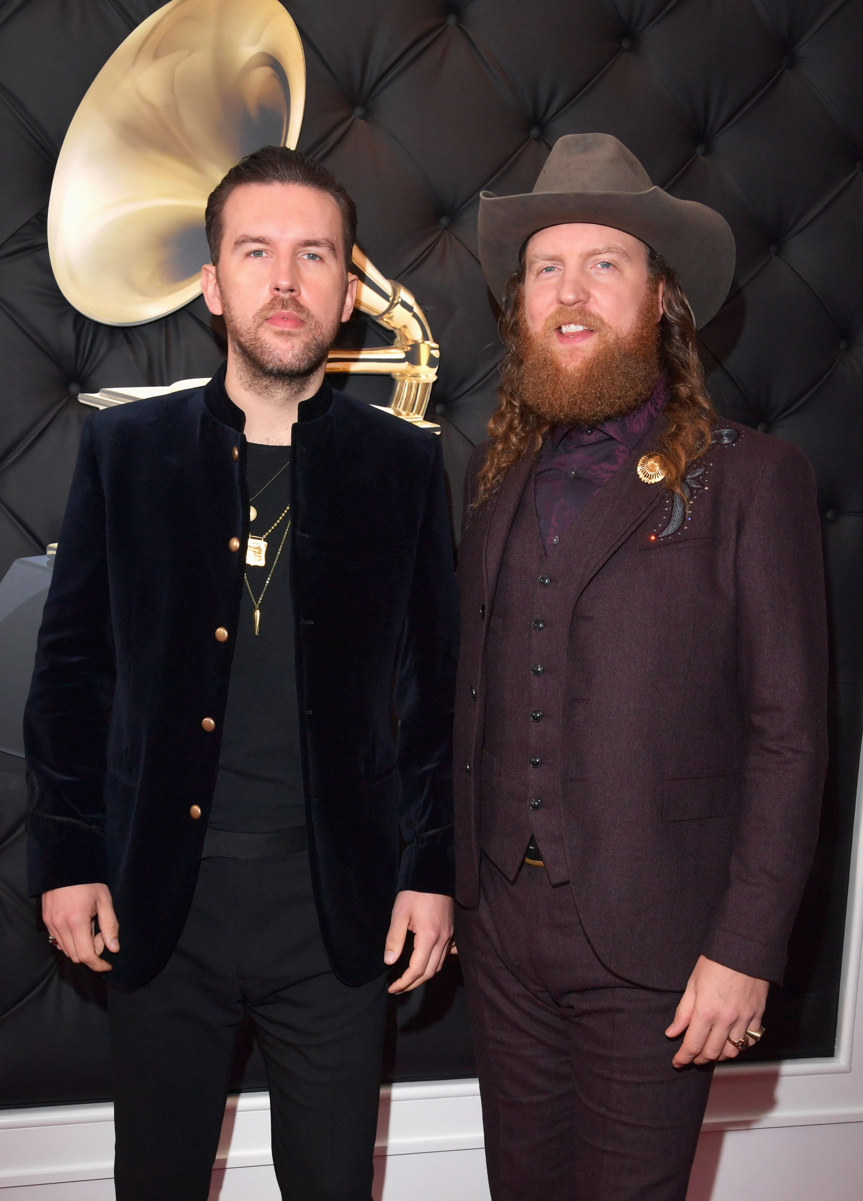 Country Stars Arrive At The 2019 Grammys Cmt