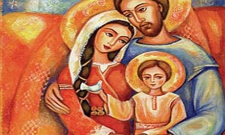 30 diciembre: Fiesta de la Sagrada Familia