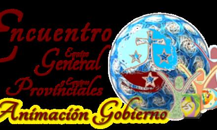 ENCUENTRO EQUIPOS DE ANIMACIÓN Y GOBIERNO CMT