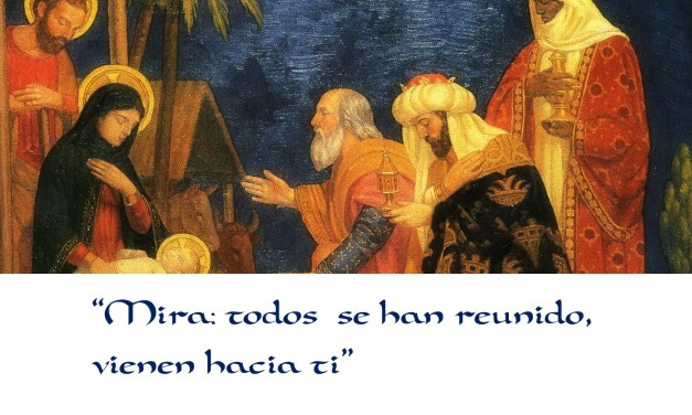 Domingo 06 enero: Epifanía del Señor