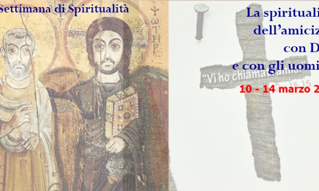 60ª SEMANA DE ESPIRITUALIDAD EN EL TERESIANUM, ROMA