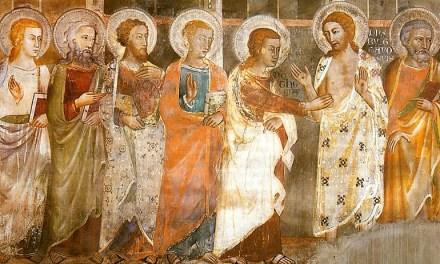 PAZ A VOSOTROS – II domingo de Pascua