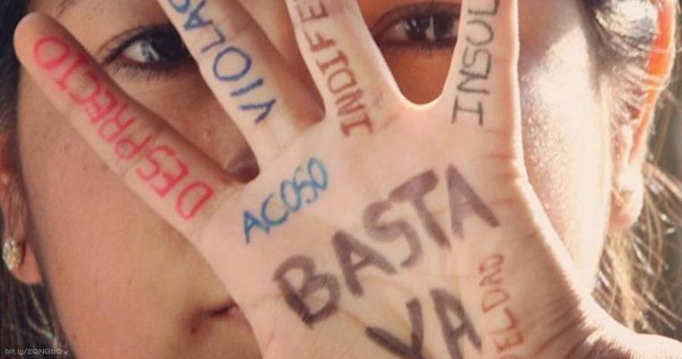 ¡BASTA A TODA FORMA DE VIOLENCIA!