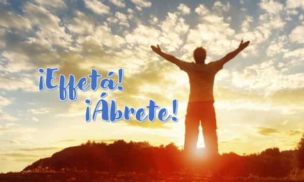 DOMINGO XXIII TPO ORDINARIO: LOS OÍDOS DE LOS SORDOS SE ABRIRÁN, […] LA LENGUA DEL MUDO CANTARÁ