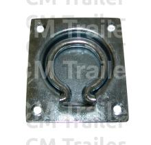 boat trailer wiring diagram with brakes 2007 ford fusion starter lashing ring - polished stainless steel | cm parts new zealand ...