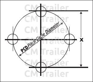 boat trailer wiring diagram australia 1998 ford f150 xlt stereo pcd charts cm parts new zealand 4 stud
