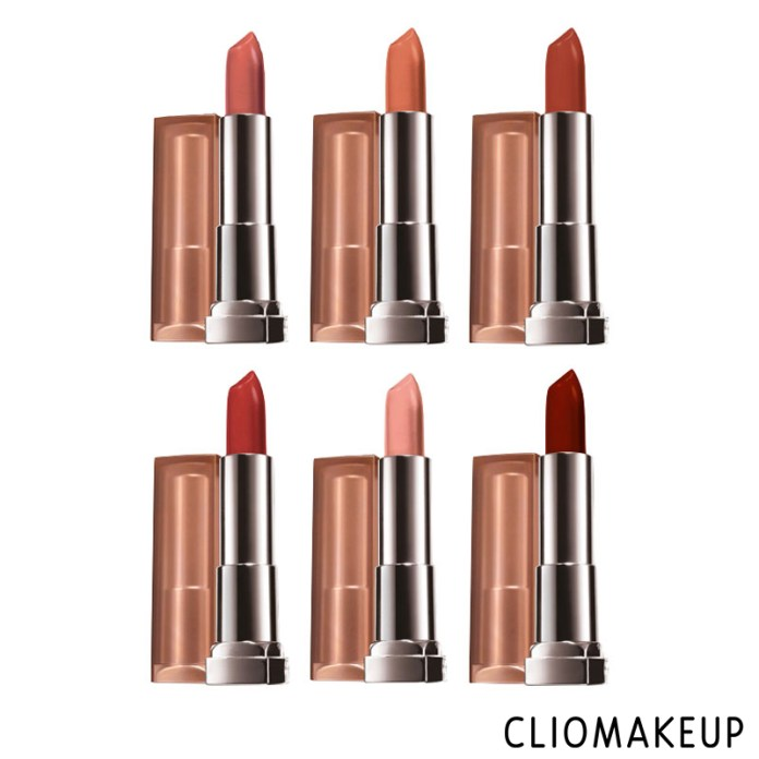 cliomakeup-recensione-rossetti-color-sensational-matte-nudes-maybelline-3
