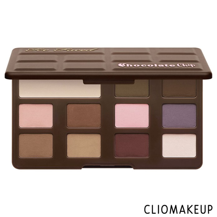 cliomakeup-recensione-matte-chocolate-chip-palette-too-faced-1