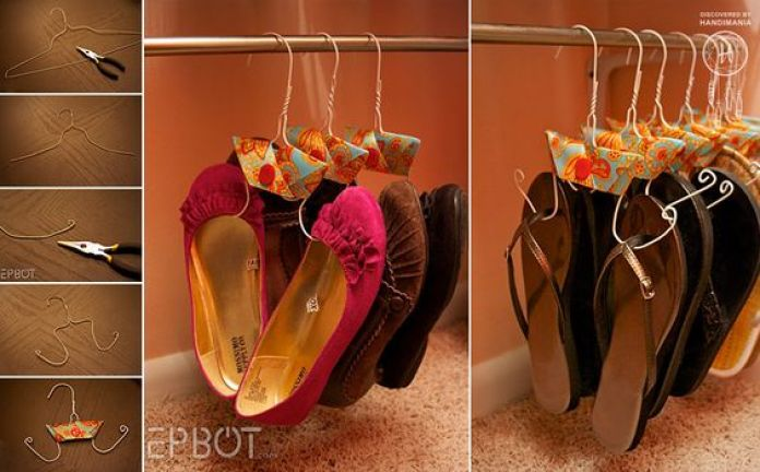 cliomakeup-hacks-per-riordinare-armadio-appendino-scarpe-diy