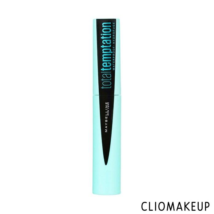 cliomakeup-recensione-maybelline-total-temptation-mascara-waterproof-1
