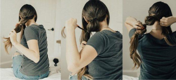 cliomakeup-acconciature-veloci-bubble-ponytail-tutorial