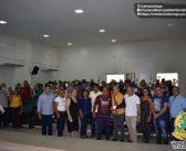 Câmara Presente no início da formação e capacitações na rede Municipal de Educação de VTX