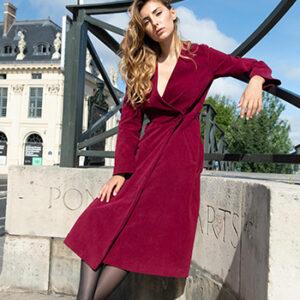 Vêtements durables Atelier Tiket, fabrication française