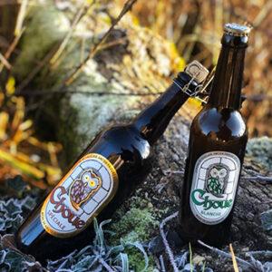 Bières Choue Brasserie de Vauclair, fabriqué en France
