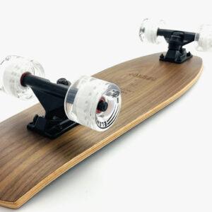 Skate en bois IN'BO, fabriqué en France