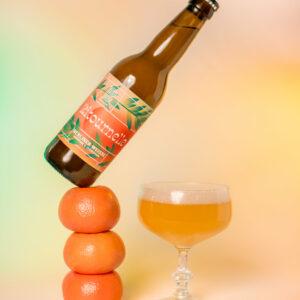 Bière artisanale Bapbap, élaborée à Paris