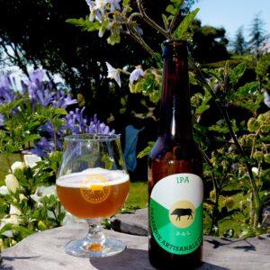 Bière IPA Brasserie artisanale du Luberon, élaborée en france dans le Luberon en Provence