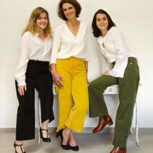 Pantalons sur-mesure C. Bergamia, fabriqués en France