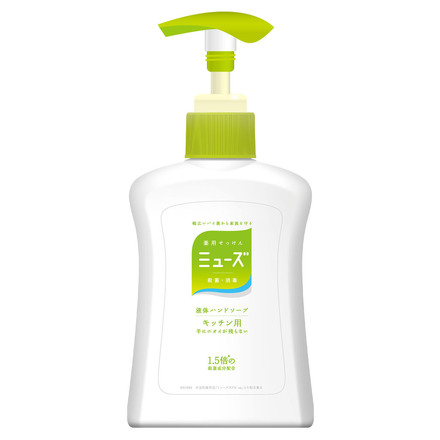 kitchen hand soap double doors muse 厨房用洗手液 cosme