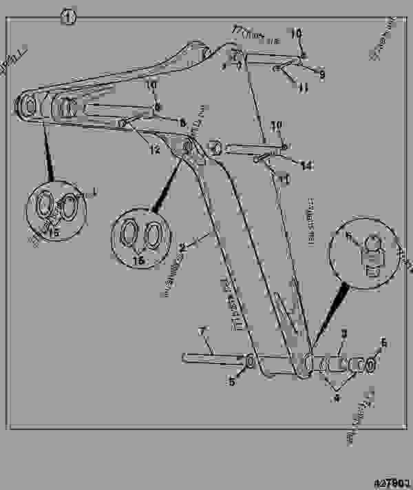 Wiring Schematic For Jcb 214 Backhoe JCB Excavator Wiring