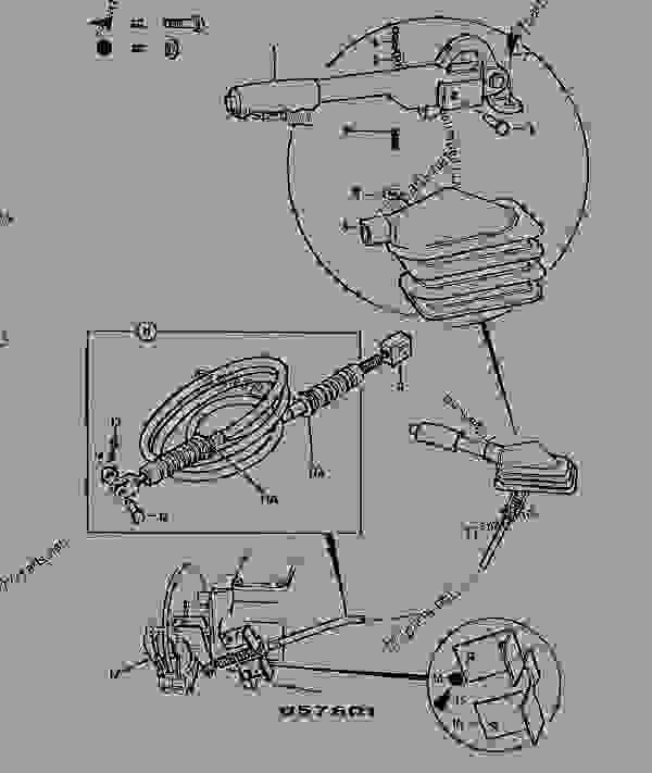 610 Bobcat Wiring Diagram Regulator Bobcat 610 Backhoe