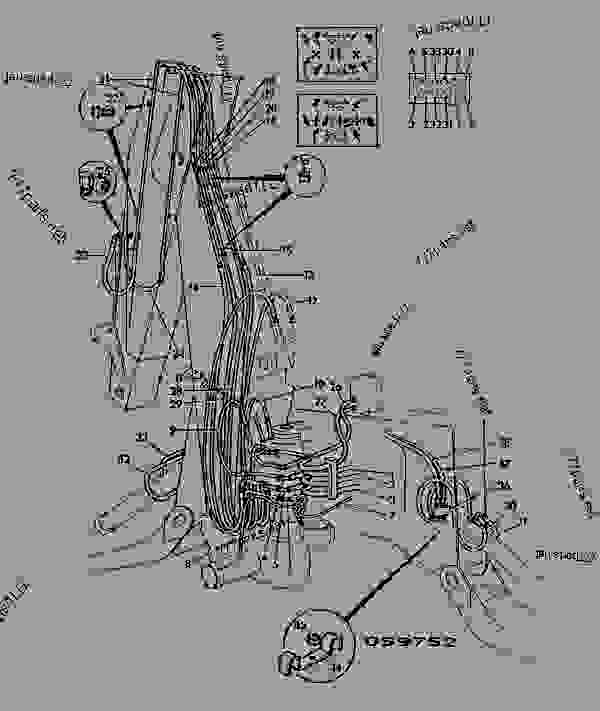 Jcb Backhoe Loader Parts Diagram, Jcb, Free Engine Image