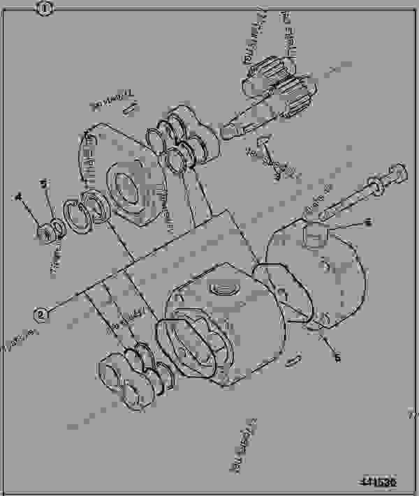 MOTOR,FAN DRIVE, BI-DIRECTIONAL, (REVERSING) TURBO BUILD