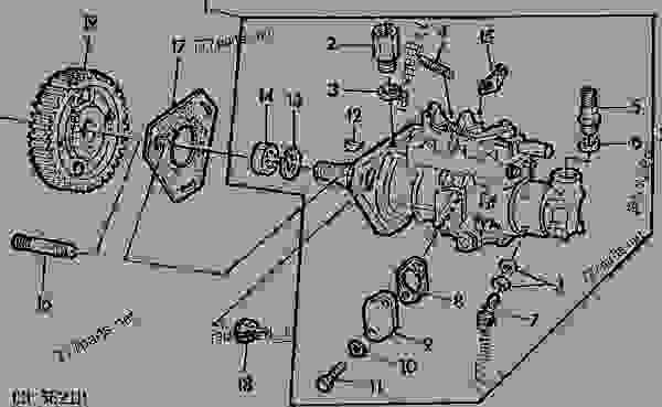 John Deere 2950 Wiring Diagram 2950 John Deere